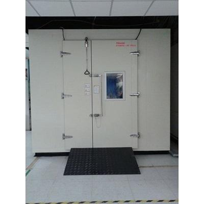 大型步入式高低温试验箱_高低温整车试验室_整车